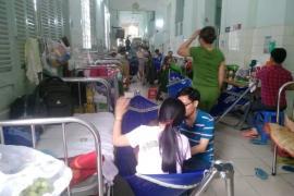 TP.HCM: Hơn 12.000 người nhập viện trong 4 ngày nghỉ Tết Dương lịch