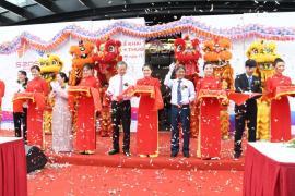 Saigon Co.op đưa vào hoạt động TTTM Sense City quy mô lớn đầu tiên tại TP.HCM ngay trước tết