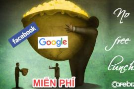 """Những công nghệ """"miễn phí"""" như Google, Facebook, AirBnB... đang khéo léo """"móc túi"""" người dùng như thế nào?"""