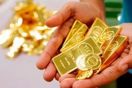 Vàng tiếp tục tăng, lên 44,6 triệu đồng/lượng