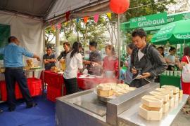 Lễ hội ẩm thực Bếp ăn Chợ Lớn hút khách trong ngày khai mạc
