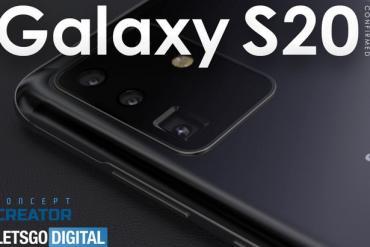 Sẽ không có Galaxy S11 nào cả, thay vào đó là Galaxy S20 và đây là hình ảnh thật đầu tiên về nó