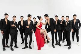 """Diễn viên chính Hà Kiều Anh cùng dàn trai đẹp chuẩn bị ra mắt bộ phim """"Đổi Mặt Thay Tên"""
