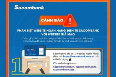 Cảnh báo: Sau các trang web bán vé máy bay, đến lượt website ngân hàng giả xuất hiện tràn lan, thủ đoạn lừa đảo cực kỳ tinh vi