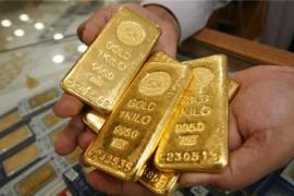 USD giảm do số liệu bán lẻ Mỹ kém nhất 9 năm, giá vàng tăng