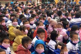 Điện Biên thông tin chính thức về việc 34 học sinh huyện Nậm Pồ nghi nhiễm virus Corona