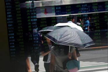 Sản xuất tại Trung Quốc dần tái hoạt động, chứng khoán châu Á giảm phiên thứ 2