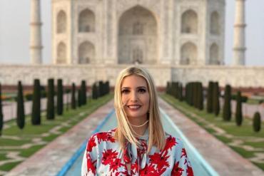 Ái nữ Tổng thống Mỹ được khen hết lời khi diện lại váy cũ, đẹp như nữ thần trong chuyến công du nước ngoài