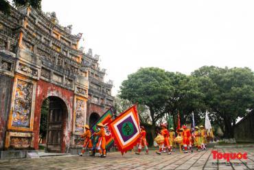Lễ Tiến Xuân, một nghi lễ thể hiện tinh thần trọng nông của triều Nguyễn