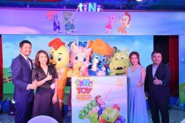 Thương hiệu Tini Toy – Bạn đồ chơi của tuổi thơ Việt dành riêng cho trẻ em Việt Nam