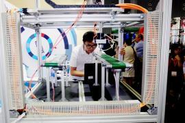 Công nghệ truyền động và điều khiển Bosch Rexroth tại Triển lãm quốc tế PROPAK Việt Nam 2019