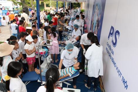 Khai mạc ngày sức khỏe răng miệng thế giới tại TP.HCM
