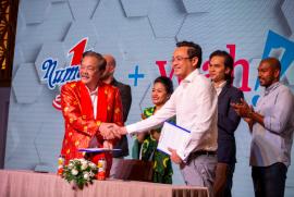 Tân Hiệp Phát và Yeah1 hợp tác chiến lược nhằm tiếp cận giới trẻ bằng ngôn ngữ của giới trẻ