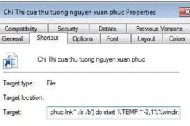 Xuất hiện mã độc mạo danh chỉ thị của Thủ tướng về dịch Covid-19
