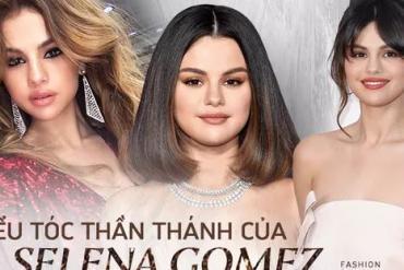 """Selena Gomez - """"Giáo chủ tóc đẹp"""" của Hollywood"""