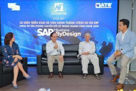Hưng Trí triển khai và vận hành thành công dự án SAP Business ByDesign ERP
