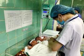 Hai sản phụ mang tam thai tự nhiên vượt cạn thành công