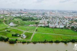 5 khu vực sẽ hình thành các đô thị mới quy mô lớn tại Tp.HCM