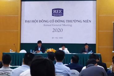 Đẩy mạnh thâu tóm, REE dự kiến không chia cổ tức 2020-2021