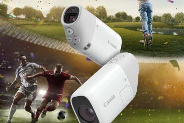 CANON ra mắt máy ảnh PowerShot Zoom xa đến tiêu cự 800 mm