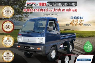 Việt Nam Suzuki tung ưu đãi vay hấp dẫn từ VPBank giúp việc sở hữu xe thật dễ dàng