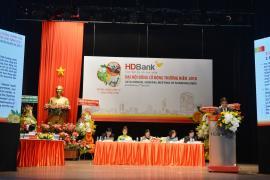 Lợi nhuận đạt 2.417 tỷ đồng -  HDBank nằm trong nhóm các ngân hàng có khả năng sinh lời cao nhất