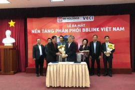 Ra mắt nền tảng phân phối BBLINK tại Việt Nam