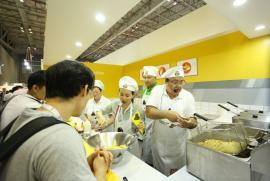 Doanh nghiệp Bỉ giới thiệu khoai tây chiên đến Việt Nam
