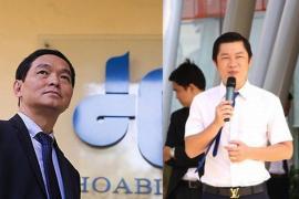 Chủ tịch Xây dựng Hoà Bình và Chủ tịch Đầu tư LDG bị bán giải chấp cổ phiếu