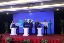 Khai mạc Tuần lễ Thương hiệu quốc gia Việt Nam 2021 tại TP.HCM