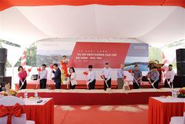 Indochina Kajima khởi công Dự án nghỉ dưỡng cao cấp Bãi Nồm