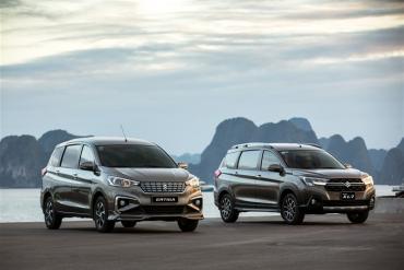 Đạt 1.275 xe bán ra, Suzuki XL7 và Ertiga vượt Mitsubishi trong cuộc đua doanh số