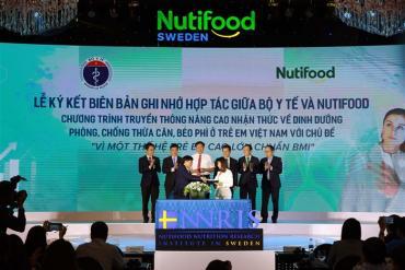 Khát vọng dinh dưỡng chuẩn cao Châu Âu - Nâng Tầm Vóc Việt