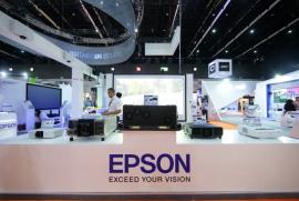 Epson giới thiệu máy chiếu công nghệ 3LCD có độ sáng lên đến ngưỡng 30,000 lumens tại Infocomm Đông Nam Á 2019