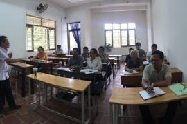 Ngôi trường đặc biệt của những học viên U60, U70
