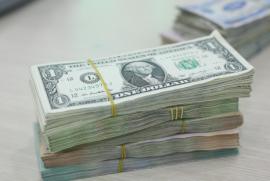 Giá USD tiếp tục tăng