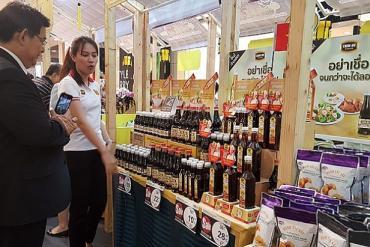 Hàng Việt chinh phục thị trường Thái Lan