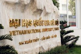 Đại học Quốc gia Hà Nội quyết định sử dụng kết quả Kỳ thi THPT năm 2020 để xét tuyển