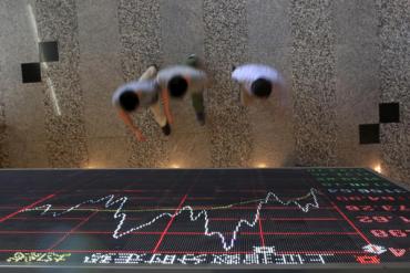 Kinh tế Hong Kong giảm mạnh nhất 46 năm, chứng khoán châu Á vẫn tăng