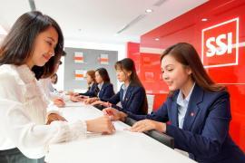 SSI trở thành công ty chứng khoán đầu tiên vốn hóa 1 tỷ USD