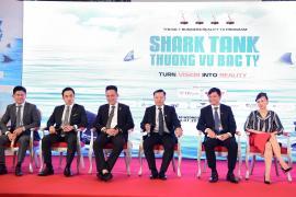SHARK TANK – Thương Vụ Bạc Tỷ Mùa 2 trở lại với sự góp mặt của nhiều nhà đầu tư chuyên nghiệp