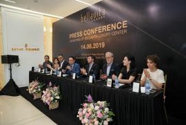 Khai trương trung tâm nội thất Bellavita Luxury tại Hà Nội
