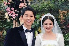 """""""Cặp đôi vàng Hàn Quốc"""" Song Joong Ki và Song Hye Kyo chính thức ly hôn gây chấn động"""