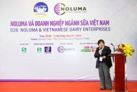 Cơ hội để người Việt Nam tiếp nhận kiến thức mới về ảnh hưởng tiêu cực của ánh sáng lên sữa
