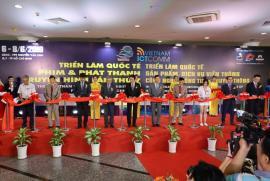 Triển lãm VIETNAM ICTCOMM và TELEFILM 2019 chính thức khai mạc tại TP.HCM