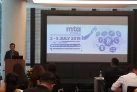 MTA Vietnam 2019 - Điểm đến uy tín, giúp doanh nghiệp tiếp cận những máy móc, thiết bị, công nghệ 4.0.