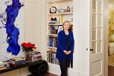 Phu nhân cựu Tổng thống Mỹ lần đầu khoe nhà triệu USD