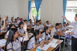 Thay đổi cách đánh giá, xếp loại học sinh THCS và THPT