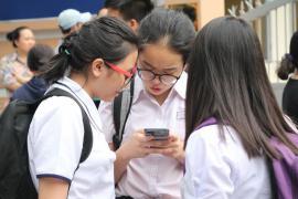 Học sinh thi vào lớp 10 tại Hà Nội điều chỉnh nguyện vọng từ hôm nay (24/6)