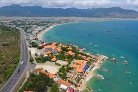 Bình Thuận duyệt quy hoạch chung khu dân cư - dịch vụ du lịch - giải trí rộng 868ha